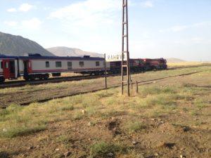 Reisverhalen: Per trein naar Kaunas, naar Teheran of toch naar Boedapest?