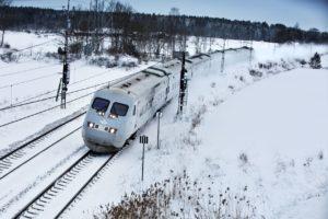 Klimaatdiscussie zorgt voor forse toename Zweedse treinreizigers